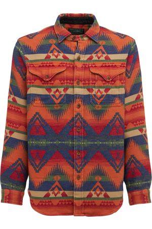 Polo Ralph Lauren Men Shirts - Homespun Shirt