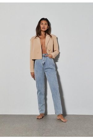 Missguided Straight Leg Jeans