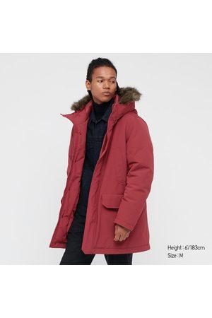 UNIQLO Men's Ultra Warm Hybrid Down Coat, , XXS