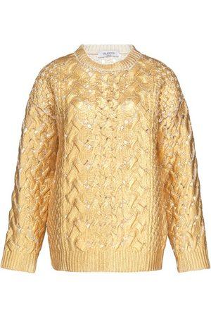 VALENTINO Women Sweatshirts - Knit sweater