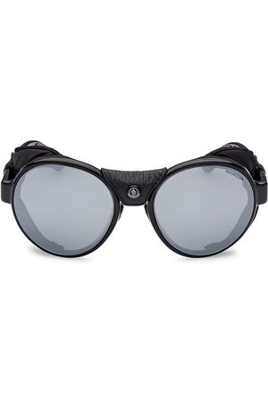 Moncler Women Round - Steradian 56MM Round Sunglasses