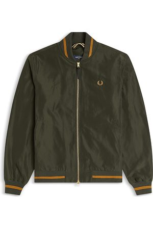 Fred Perry Sateen Tennis Bomber Jacket