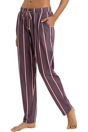 Hanro Women Sweats - Sleep & Lounge Printed Knit Long Pants