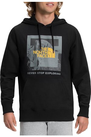 The North Face Men Hoodies - Recycled Climb Graphic Hoodie