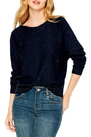 NIC+ZOE Nic+Zoe Falling Stars Kimono Sleeve Sweater