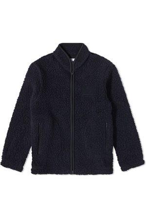 NN.07 Men Fleece Jackets - Morten Sherpa Fleece Jacket