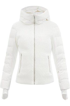 Fusalp Roxane Hooded Down Ski Jacket - Womens