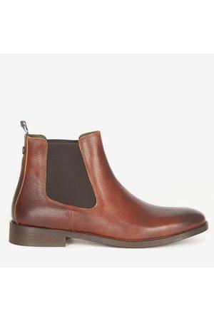 Barbour Men Chelsea Boots - Men's Bedlington Leather Chelsea Boots