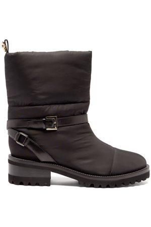 Fabrizio Viti Women Rain Boots - Maud Padded Nylon Rain Boots - Womens