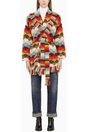 Alanui Multicolour long cardigan pullover