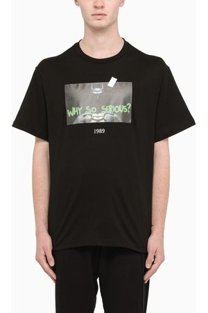Throwback. T-shirt with Batman print