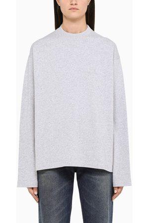 Balenciaga Women Long Sleeve - Long sleeves t-shirt