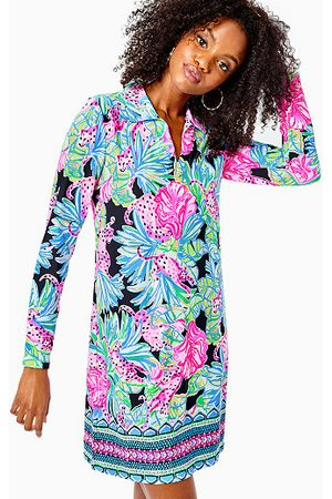 Lilly Pulitzer UPF 50+ Chillylilly Andrienne Dress