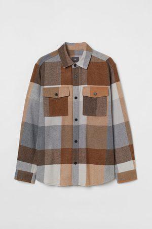 H&M Twill Shirt Jacket