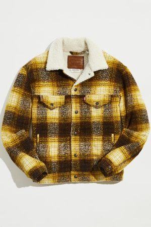Levi's Vintage Fit Sherpa Lined Trucker Jacket