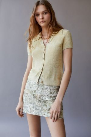 Urban Outfitters UO Tapestry Mini Skirt
