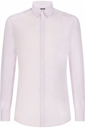 Dolce & Gabbana Martini-fit button-front shirt