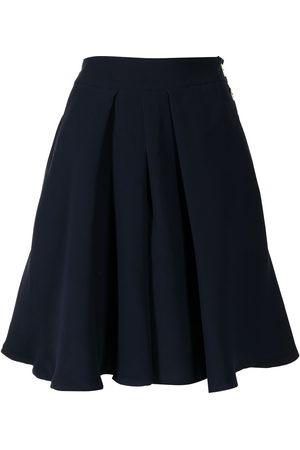 EUDON CHOI Lida pleated shorts