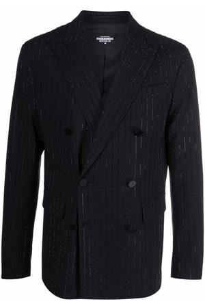 Dsquared2 Men Blazers - Boston embellished blazer