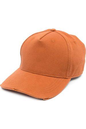 Dsquared2 Men Caps - Distressed-effect baseball cap