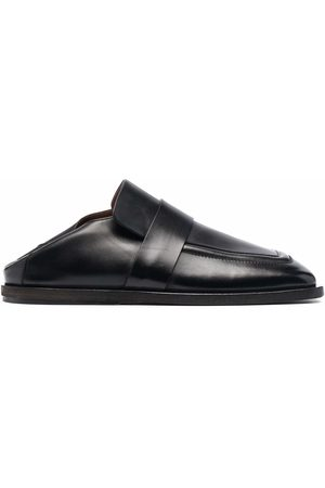 MARSÈLL Men Loafers - Spatola square-toe loafers