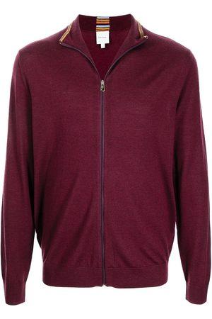 Paul Smith Men Turtlenecks - Fine-knit high-neck jumper