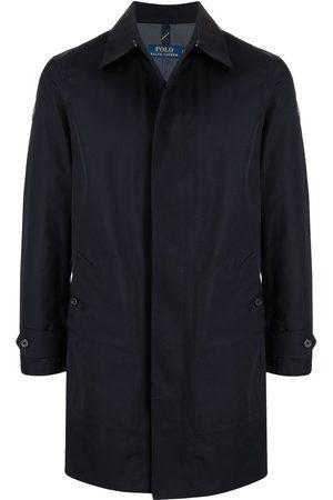 Polo Ralph Lauren Men Coats - Water-Repellent Twill Walking Coat