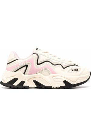 Msgm Chunky low-top trainers