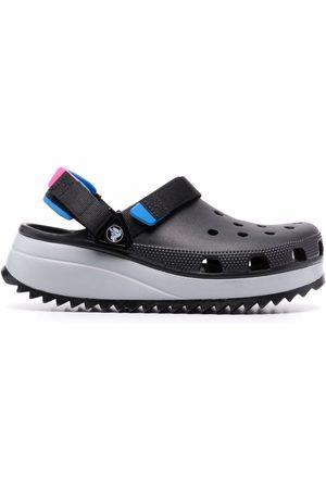 Crocs Men Clogs - Hiker touch-strap clogs