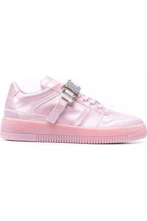1017 ALYX 9SM Women Flat Shoes - Panelled design flat sneakers