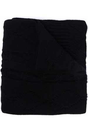 Pinko Women Scarves - Cable knit scarf