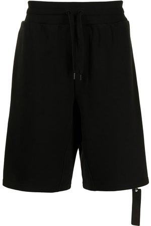 Moschino Men Bermudas - Zipped-leg shorts