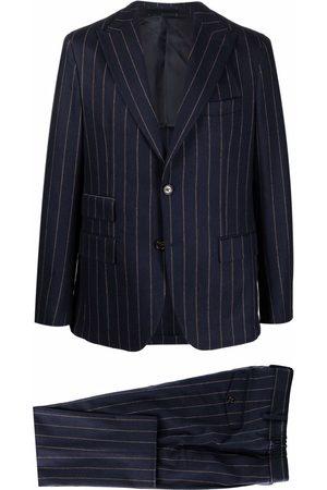 ELEVENTY Men Suits - Pinstripe-print suit