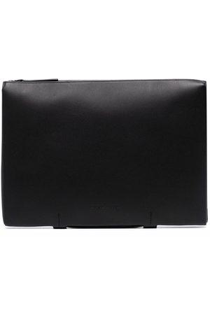 TROUBADOUR Generation leather laptop bag