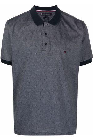 Tommy Hilfiger Men Polo Shirts - Dobby organic-cotton polo shirt