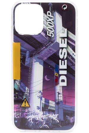 Diesel Logo print case for iPhone 12/12 Pro