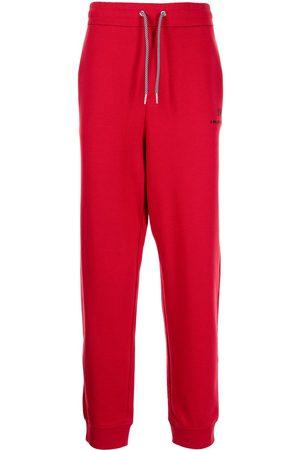 Armani Men Sweatpants - Logo-embroidered track pants