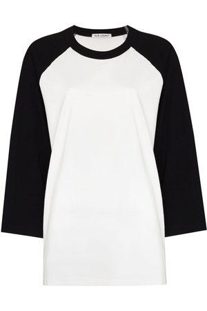 OUR LEGACY Raglan-sleeve oversized T-shirt
