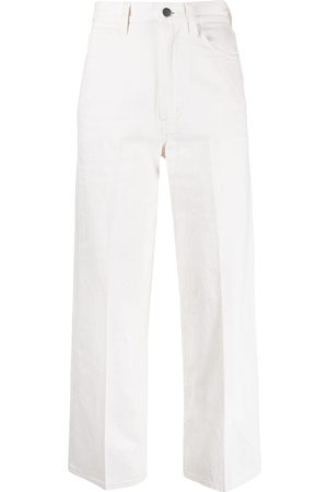 Muller Of Yoshiokubo High rise cropped jeans