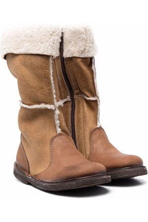 PèPè Girls Snow Boots - Shearling-lined snow boots