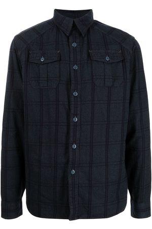 Ralph Lauren Men Long sleeves - Long-sleeve cotton shirt