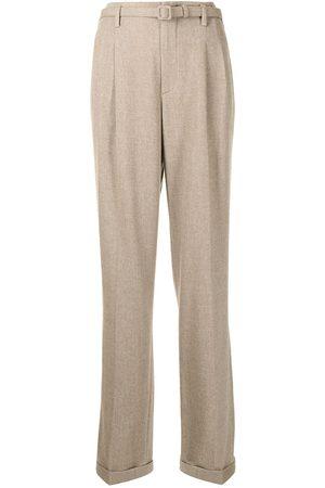 Ralph Lauren Women Formal Pants - Straight-leg tailored trousers - Neutrals