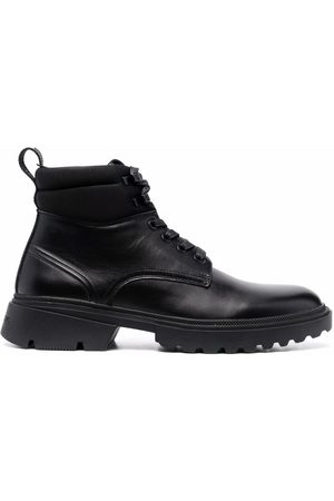 Calvin Klein Ankle lace-up boots