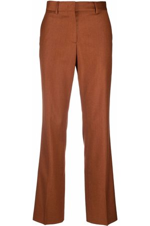 Paul Smith Women Formal Pants - Straight-leg tailored trousers