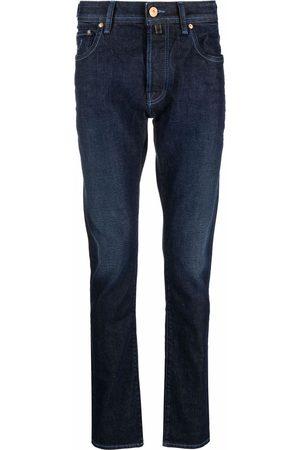 Jacob Cohen Men Straight - Low-rise straight-leg jeans