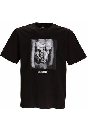 HUGO BOSS Men T-shirts - Dog print T-shirt