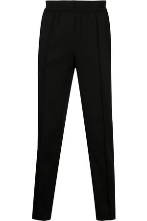 Jil Sander Men Skinny Pants - Elasticated-waist slim-cut trousers