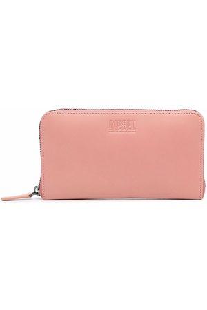 Diesel Women Wallets - Granato LC zip-around wallet
