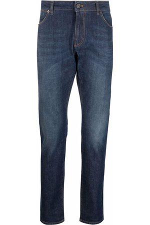 PT05 High-rise slim-fit jeans
