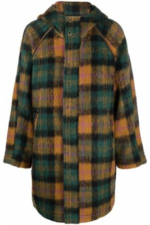 Andersson Bell Checked short coat